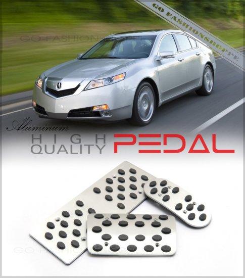 ACURA TL/CL Auto Transmission Pedal Set & Footrest C4