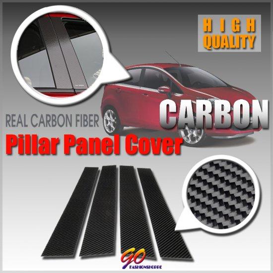 Toyota Corolla/Altis 02~ Real Carbon Fiber Door Pillar G6