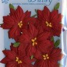 Paper Flowers, Pointsetias