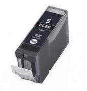 Canon PGI-5BK compatible ink cartridge with new chip
