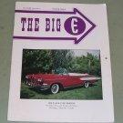 The Big E   Edsel Magazine  1991 Calendar