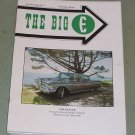 The Big E   Edsel Magazine  1990 Calendar Issue    Edsel Photos