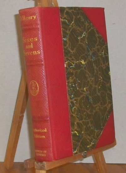 O'Henry   Sixes And Sevens   Vintage 1911 Edition  Book