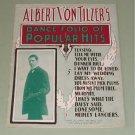 Vintage Albert Von Tilzer 1905 Song Book