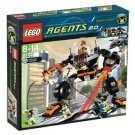 LEGO Agents-8970 Robo Attack
