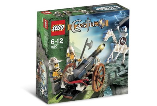 LEGO Castle-7090 Crossbow Attack