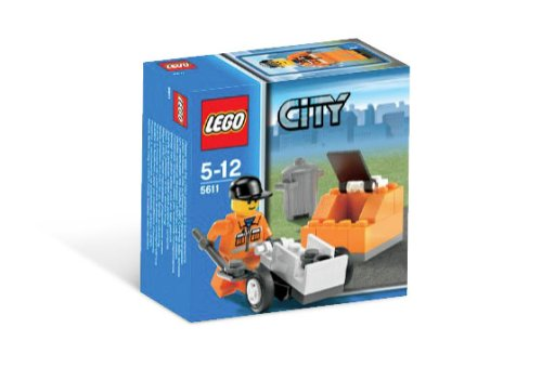 LEGO City-5611 Public Works