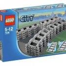 LEGO City-7896 Straight & Curved Rails