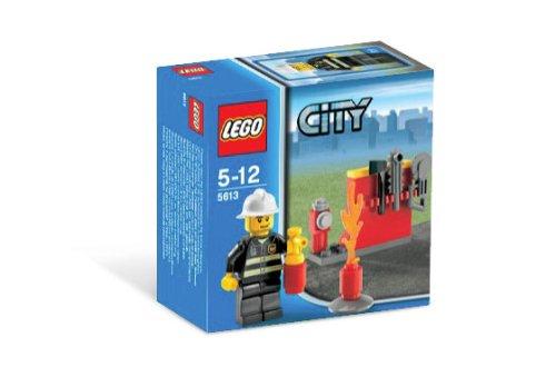 LEGO City-5613 Firefighter