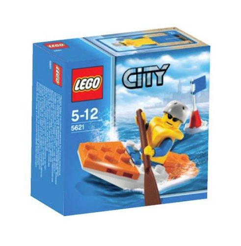 LEGO City-5621 Coast Guard Kayak