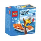LEGO City-5621 Coast Guard Kayak