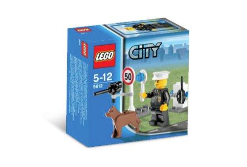 LEGO City-5612 Police Officer