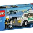 LEGO City-7236 Police Car