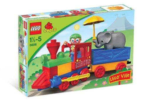 LEGO Dulpo-5606 My First Train