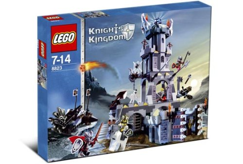 LEGO Knights Kingdom-8823 Mistlands Tower