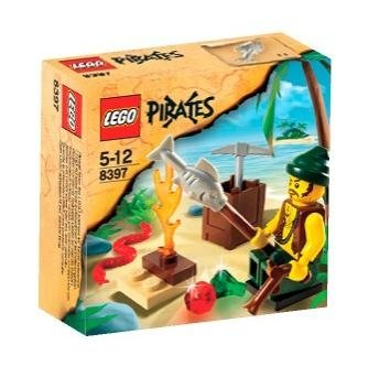 LEGO Pirates-8397 Pirate Survival