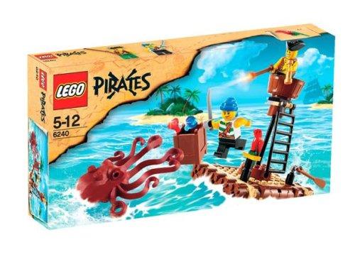 LEGO Pirates-6240 Kraken Attackin