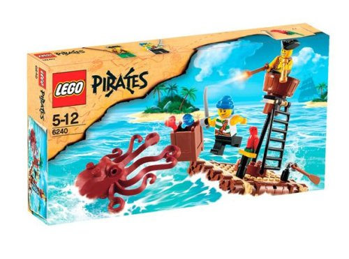 LEGO Pirates-6241 Loot Island