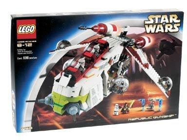 LEGO Star Wars-7163 Republic Gunship MISB