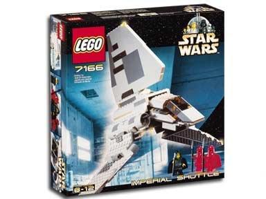 LEGO Star Wars-7166 Imperial Shuttle MISB