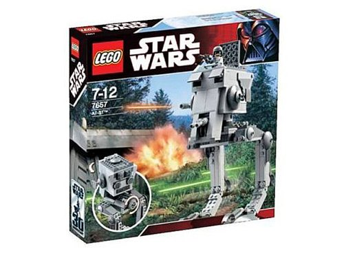 LEGO Star Wars-7657 AT-ST