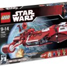 LEGO Star Wars-7665 Republic Cruiser (Limited Edition - with R2-R7)