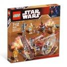 LEGO Star Wars-7670 Hailfire Droid & Spider Droid