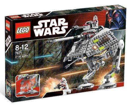 LEGO Star Wars-7671 AT-AP Walker