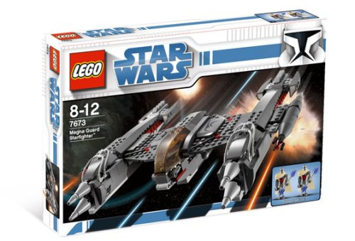 LEGO Star Wars-7673 Magna Guard Starfighter