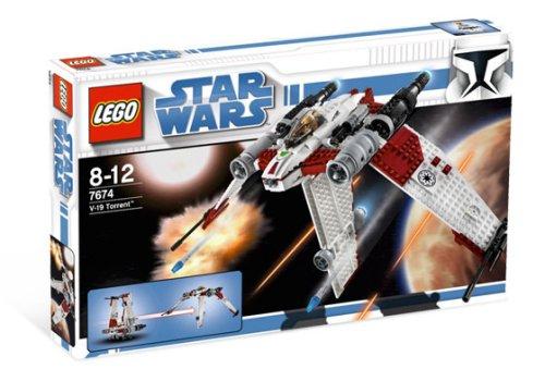 LEGO Star Wars-7674 V-19 Torrent