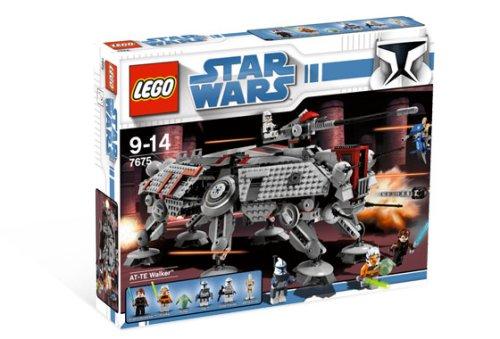 LEGO Star Wars-7675 AT-TE Walker