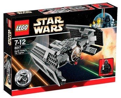 LEGO Star Wars-8017 Darth Vader TIE Fighter