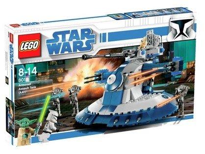 LEGO Star Wars-8018 Armored Assault Tank (AAT)