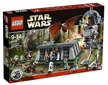 LEGO Star Wars-8038 Battle of Endor
