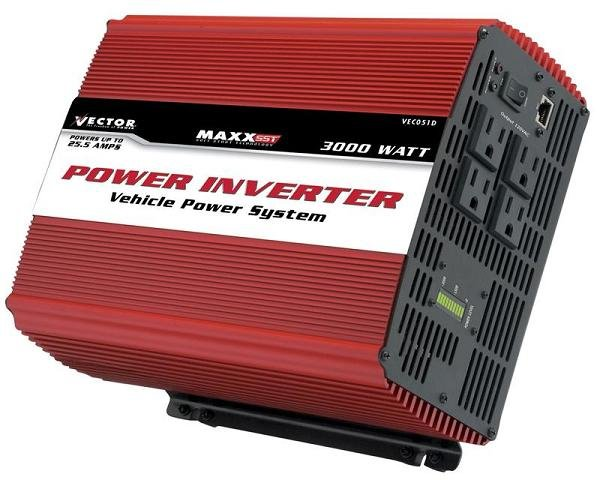 VECTOR 3000 WATT POWER INVERTER