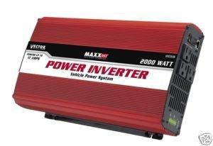 VECTOR 2000 WATT POWER INVERTER