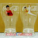 Coca-Cola 2004 Athens Olympic China Champions Coke Mugs Cups Set