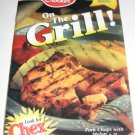 Betty Crocker On the Grill cookbook