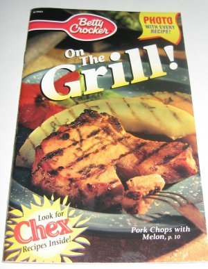 Betty Crocker On the Grill cookbook