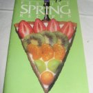 Pillsbury Classic  no. 16 Cookbook Festive Spring recipes 1982