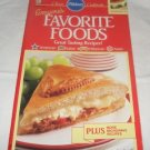 Pillsbury Classic  no. 85  Favorite Foods 1988