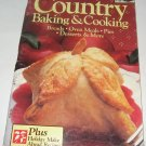 Pillsbury Classic  no. 105 Country Baking and cooking