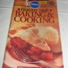 Pillsbury Classic  no. 129 Harvest Time Baking and Cooking 1991