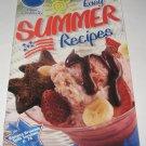 Pillsbury Classic  no. 185 Easy summer recipes 1996