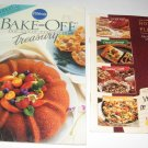 Pillsbury Holiday Planner 1996 and Bake off Treasury 1989
