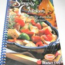 Simply Chicken Family Favorite Recipes Tyson