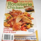Betty Crocker Easy Recipes with Rotisserie Chicken cookbook