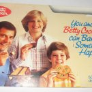 Betty Crocker You and Betty Crocker can bake someone happy cookbook