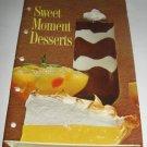 Jello Sweet Moment Desserts cookbook