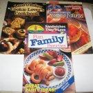 3 Land o lakes  cookbooks